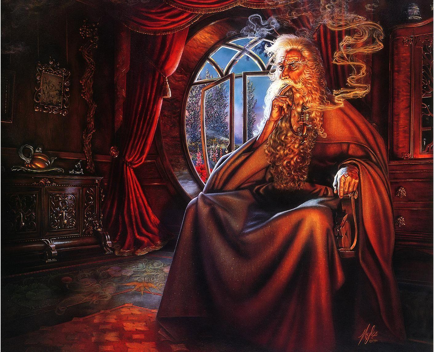 Famous Magicians & Legendary Wizards