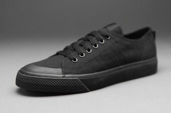 adidas Originals Nizza LO Classic 78 Black