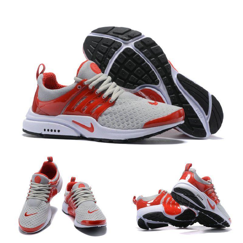 18848b21e9 Feb-24th-2017-Shoes-Cool-Grey-White-Black-Gym-Red-Nike-Air-Presto ...