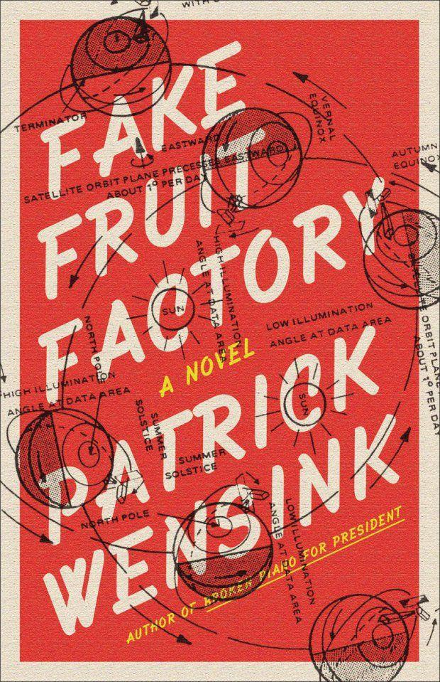 Fake Fruit Factory design by Alban Fischer