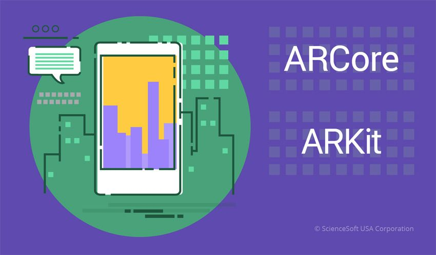 Arcore and arkit mobileenabled ar development mobile
