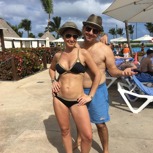 Buddy Valastro And His Wife Lisa Em Damme Pinterest