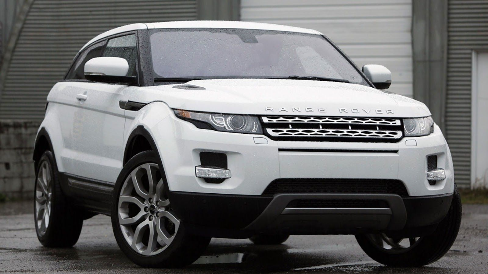 Car Wallpaper For 2017 Range Rover Evoque Sport Design