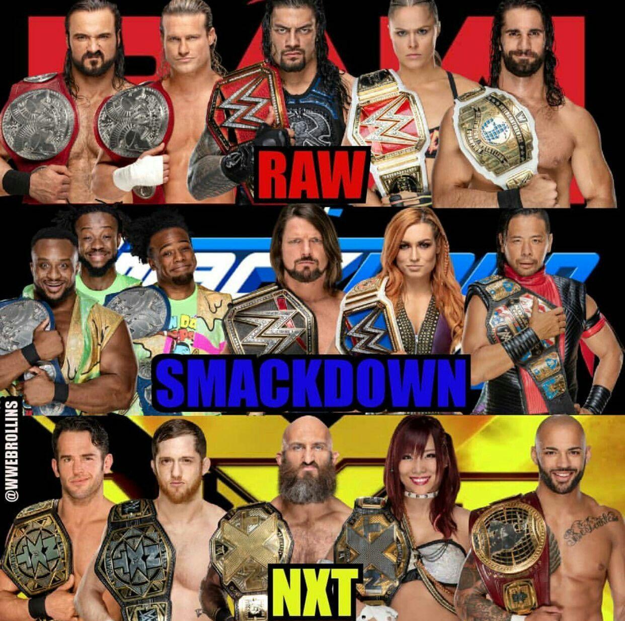 PEYTON ROYCE Collage Poster WWE