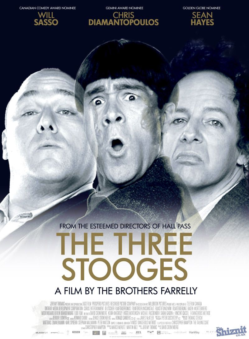 The Three Stooges A Popular Tv Series In The 1960s Is Made Into A