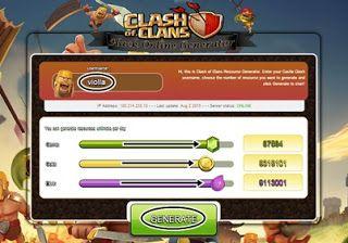 Clash Of Clans Hack Gems Gold Elixir Clash Of Clans Hack Clash Of Clans Clan