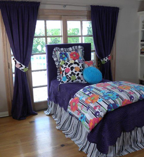 Dream Bedrooms For Teenage Girls: Girls Dream Bedroom Modern GardenTeen Tween Bedding