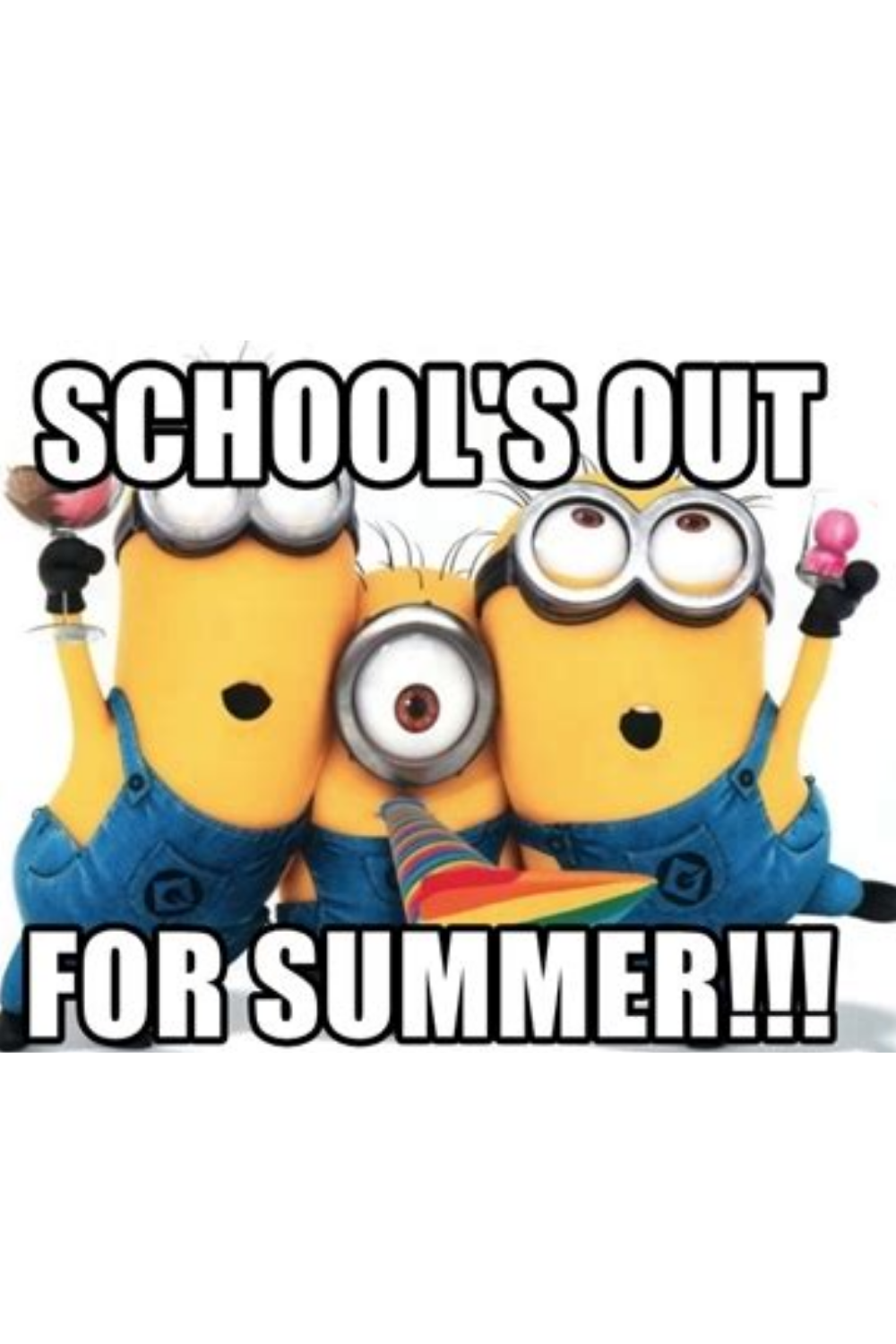 Schools Out for Summer Meme