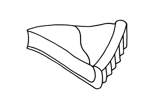 Cheese Cake Slice Coloring Pages Best Place To Color Cake Slice Coloring Pages Color