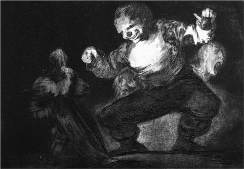 Bobalicón - Francisco de Goya