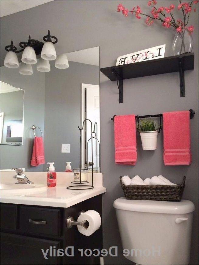 43 Perfect And Cheap Bathroom Accessories Decorating Ideas 78 Black Red Bathroom Accessories 4 Bathroom Decor Small Bathroom Bathrooms Remodel