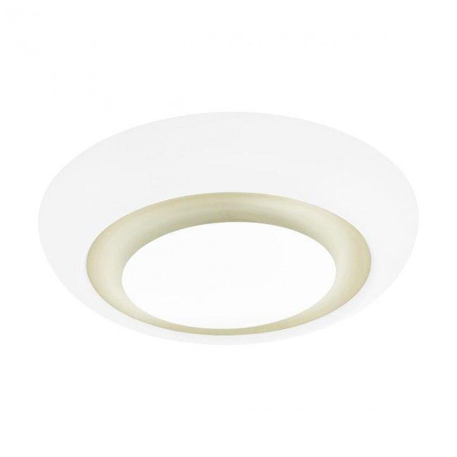 EGLO CANUMA LED Deckenlampe 420mm 2300lm rund weiß