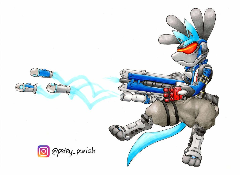 Pokemon X Overwatch Lucario X Soldier 76 By Peteypariah On Deviantart Overwatch Pokemon Pokemon Pokemon Badges