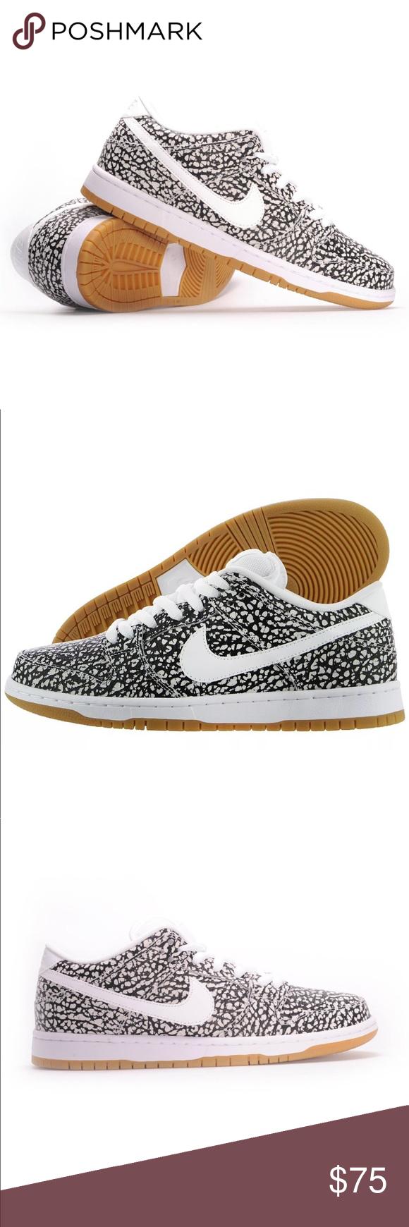 size 40 cff3c 671b2 Nike SB Dunk Low Sneakers Mens Size 11.5. Asphalt RoadBlack ...