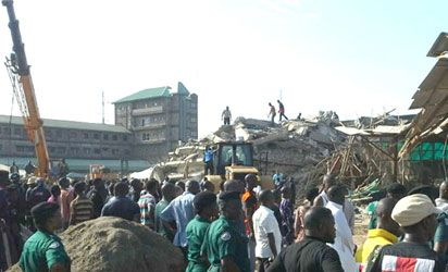 Synagogue Collapse Building: Engineers Get N10m Bail Each