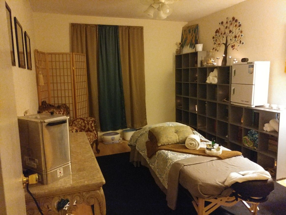 in home office. Massage Room Therapy In Home Office C