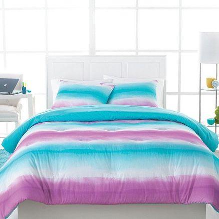 Sears Mattress Sets >> Whole Home®/MD Ombre Print Comforter Set | Sleep ...