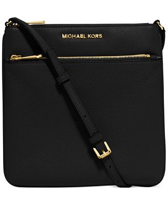 a081d6911450 MICHAEL Michael Kors Riley Small Flat Crossbody