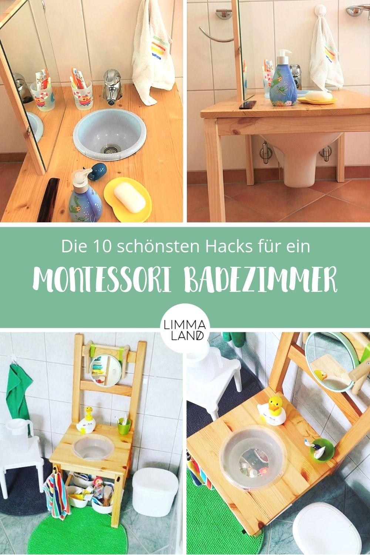 Einfache Moglichkeiten Das Badezimmer Fur Kinder Zu Gestalten Und Zu Organisieren Bad Deko Badezimmer Dekor Diy Kleines Bad Dekorieren Gestalten