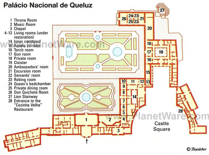 8 Top Rated Day Trips From Lisbon Planetware Day Trips From Lisbon How To Plan Queluz