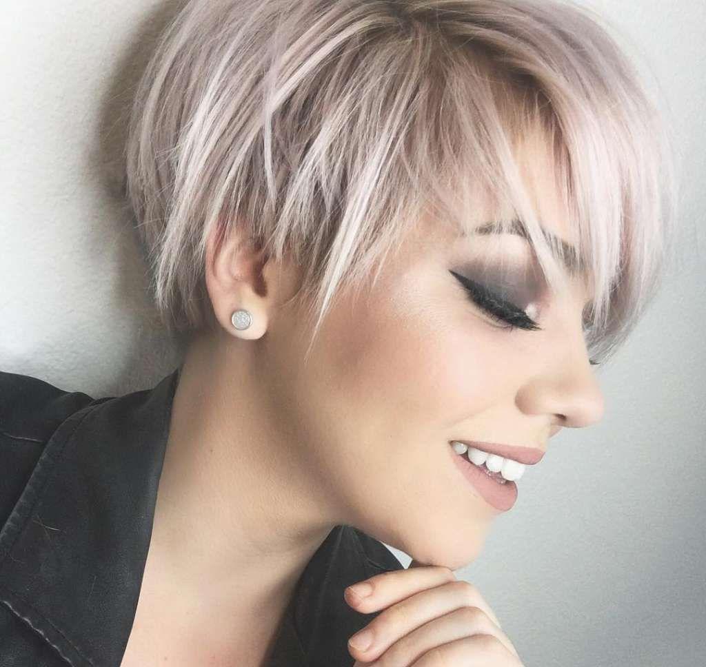 Ladies Short Crop Hairstyles and very easy