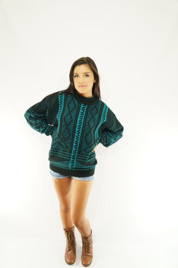 vintage sweater by VintageFad on Etsy, $25.00