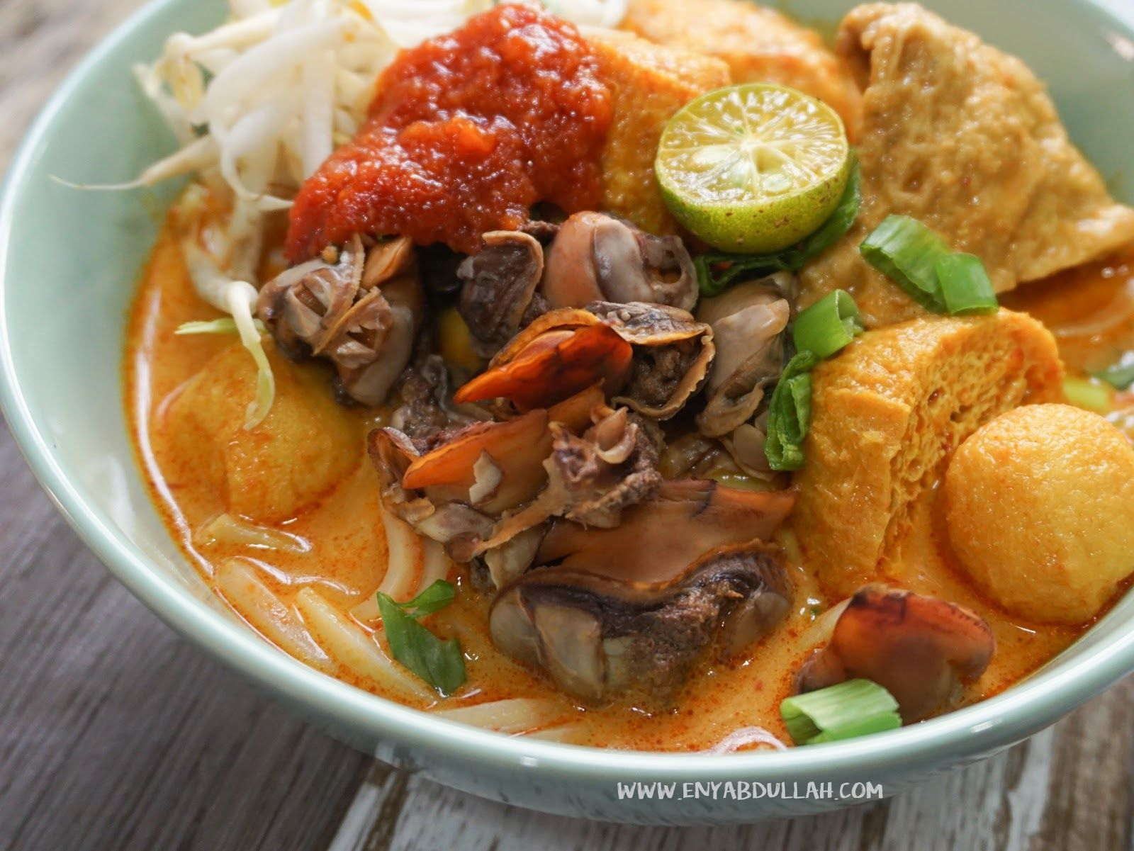 Mee Kari Asian Noodle Dishes Savoury Dishes Malay Food