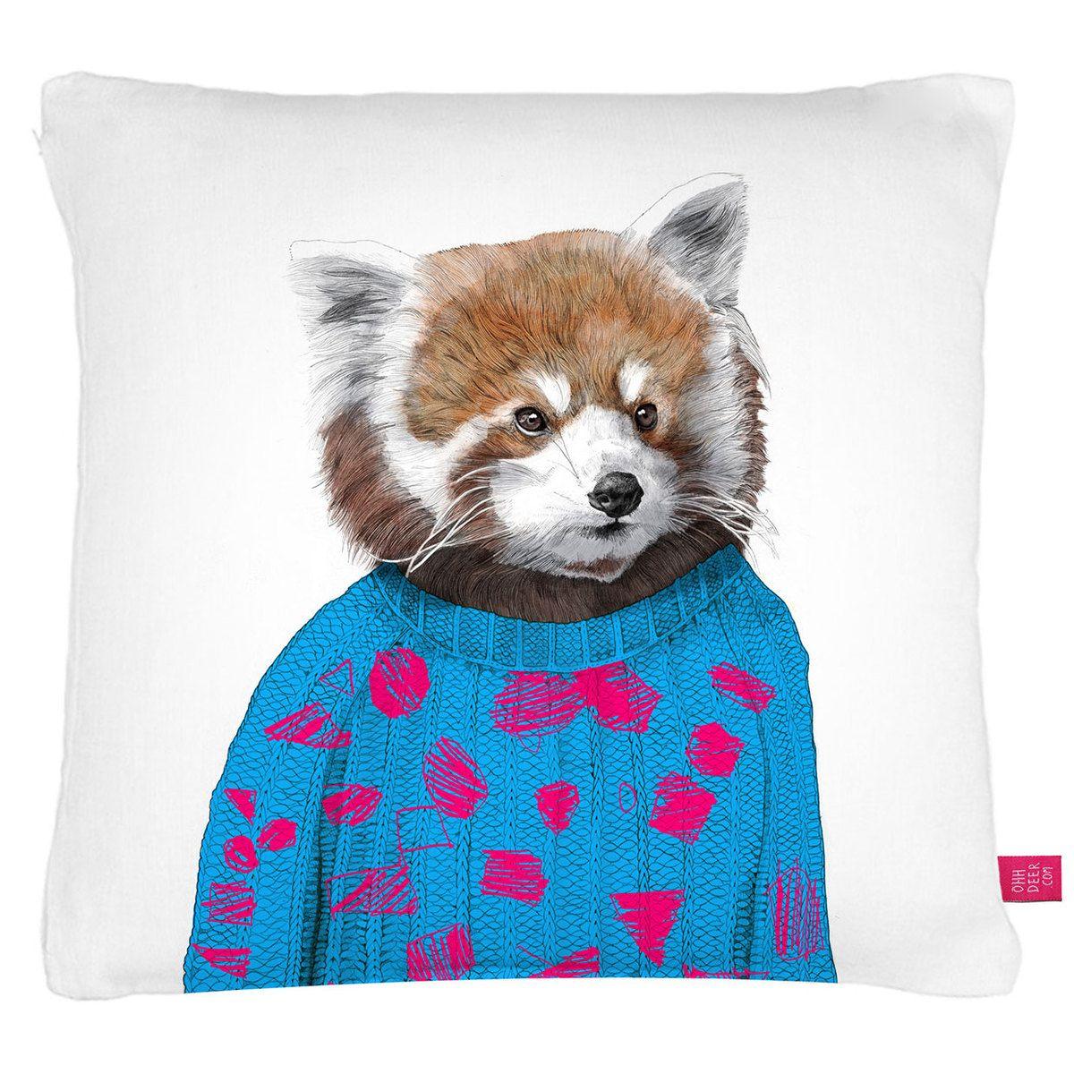 Ohh Deer Howard Pillow Cover. $42