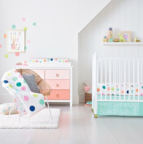 10 Pretty Pastel Nurseries