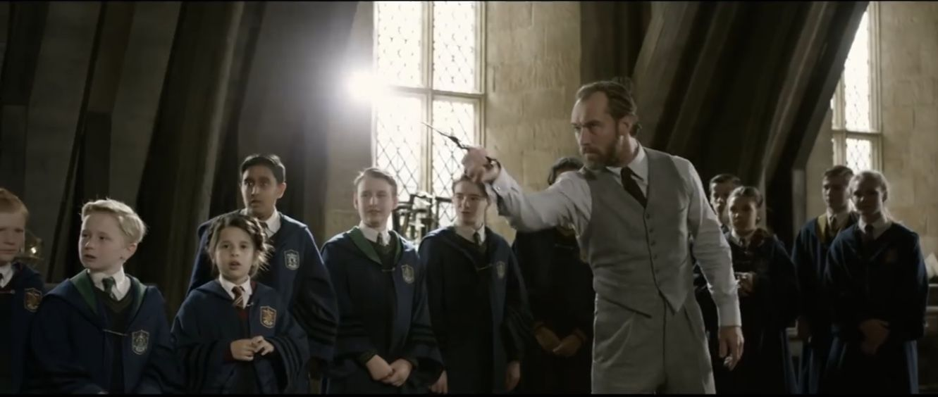 Fantastic Beasts The Crimes Of Grindelwald 2018 Images Imdb