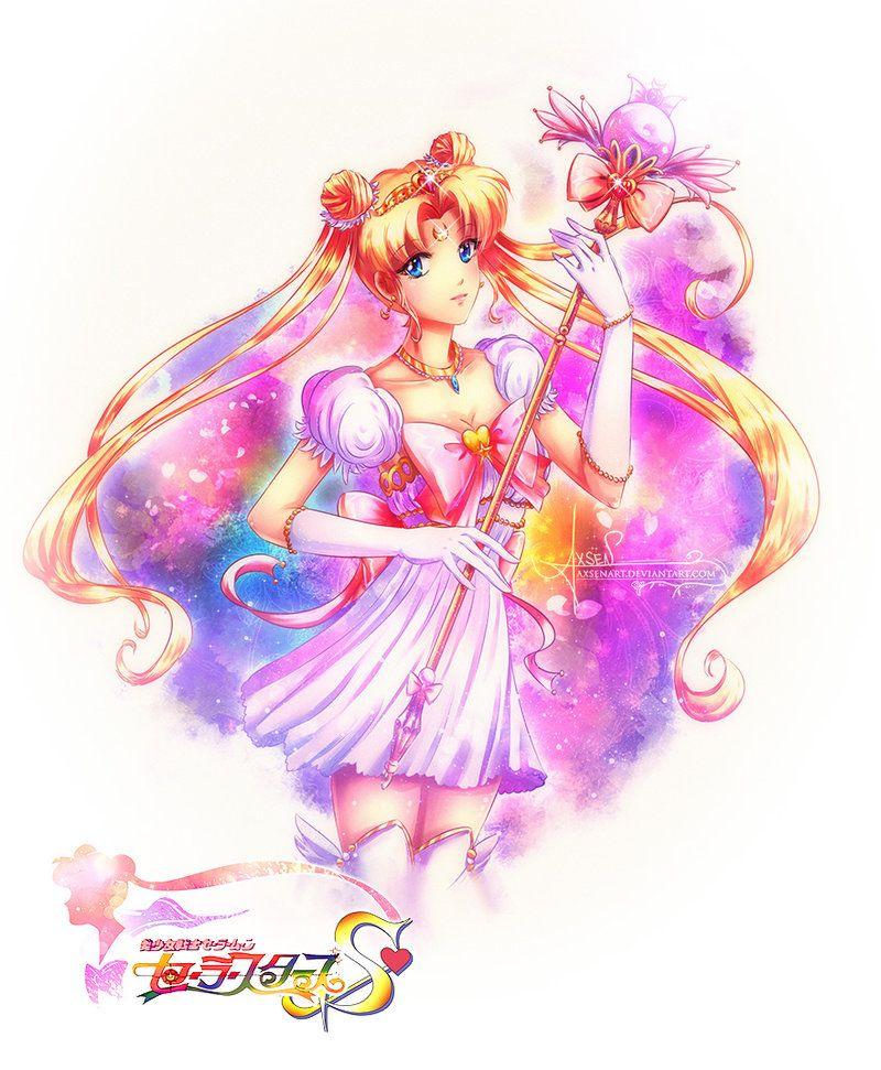 Neo Sailor Moon by Axsens.deviantart.com on @deviantART