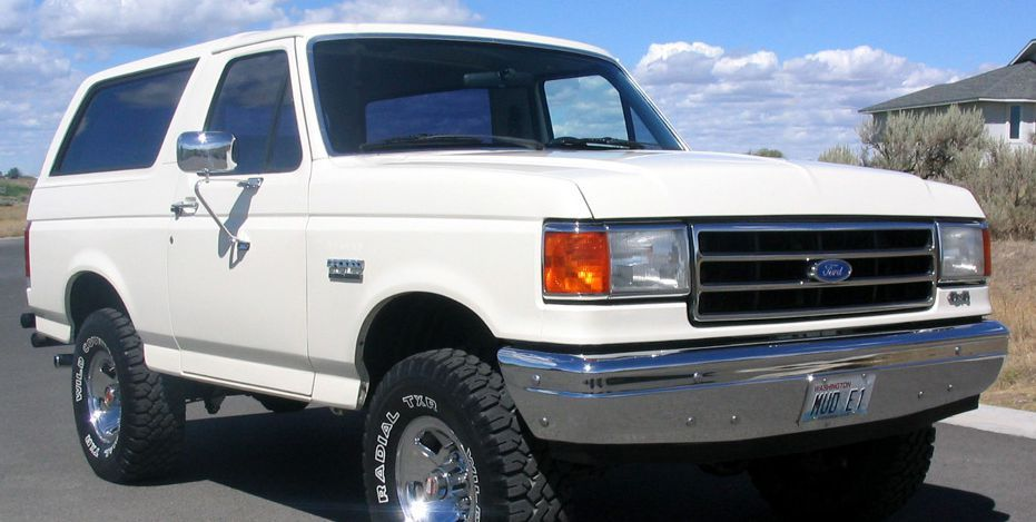 11 Cool And Affordable Vintage Suvs In 2020 With Images Ford Bronco Bronco Ford