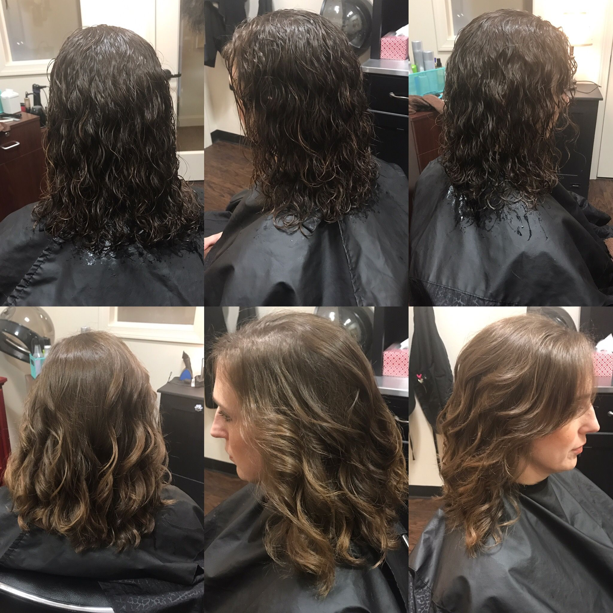 Pin By Melody Brown On Perm Curls Permed Hairstyles Really Long Hair Fresh Hair
