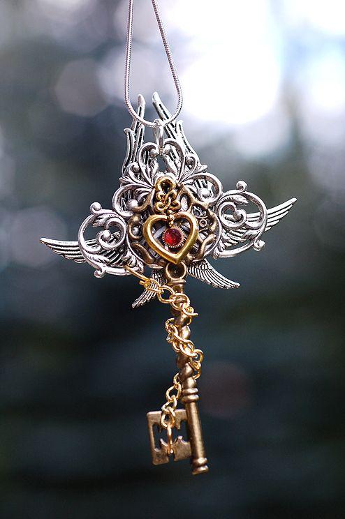 Fallow Key Fantasy Jewelry Cute Jewelry Key Jewelry