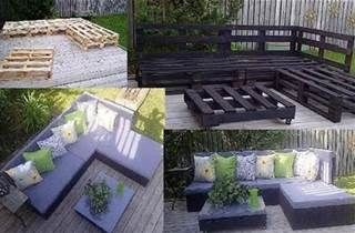Low-Budget Patio Ideas - Bing Images