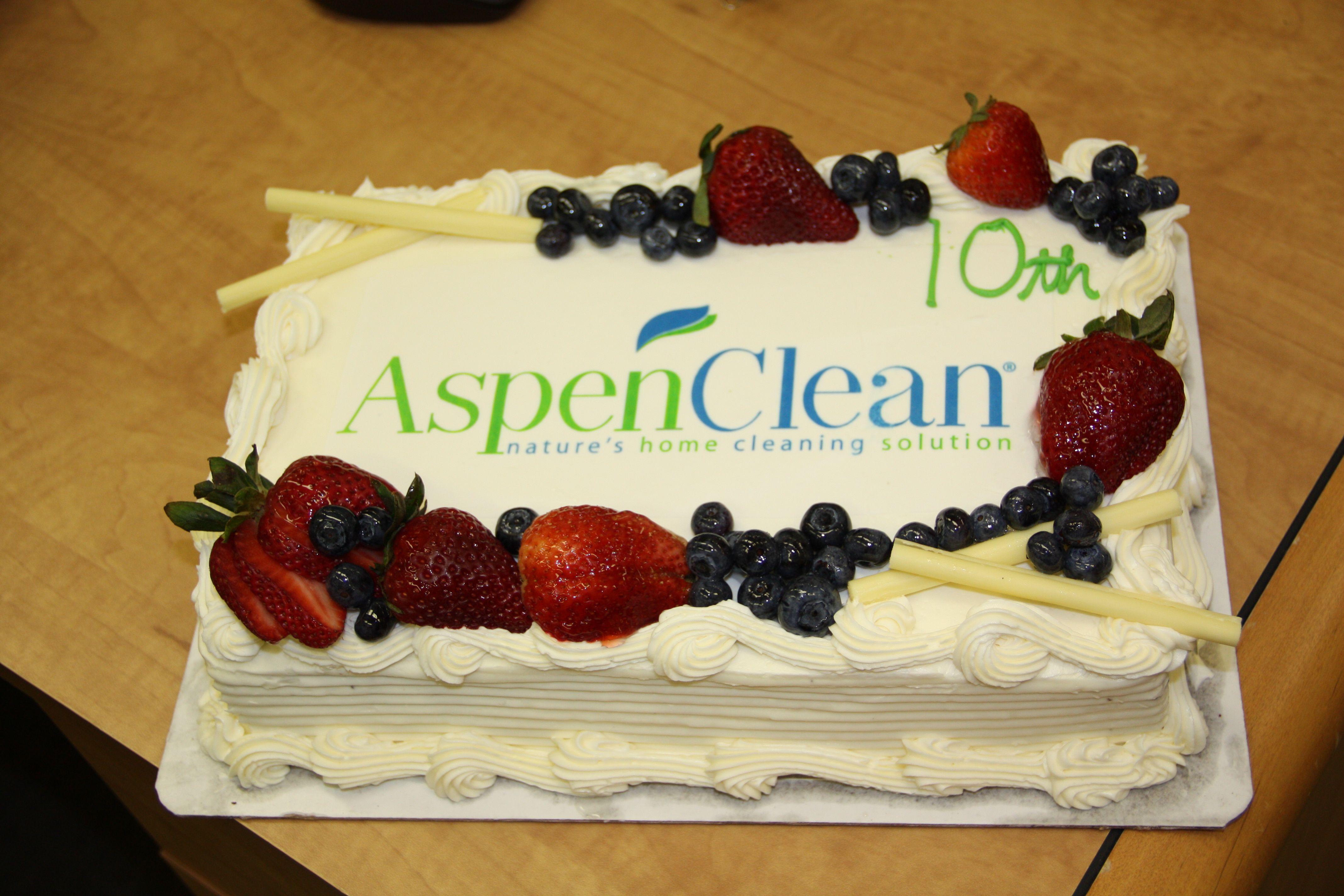 10 year anniversary celebration aspenclean clean house