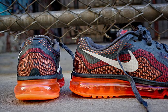 nike air max 2014 atomic orange