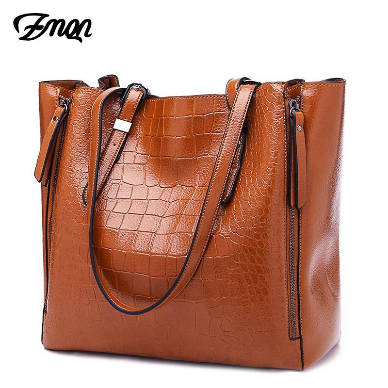 c50bb12e44a ZMQN Luxury Handbags Women Bags Designer PU Leather Handbag Shoulder ...