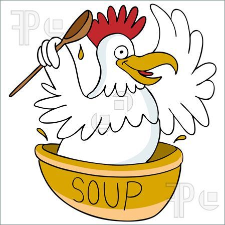 how to cook chicken soup
