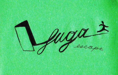 Learning Italian Language ~  Fuga (escape) IFHN