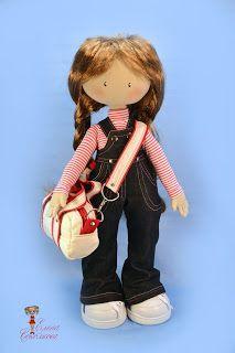 Soul of a rag doll: Оля