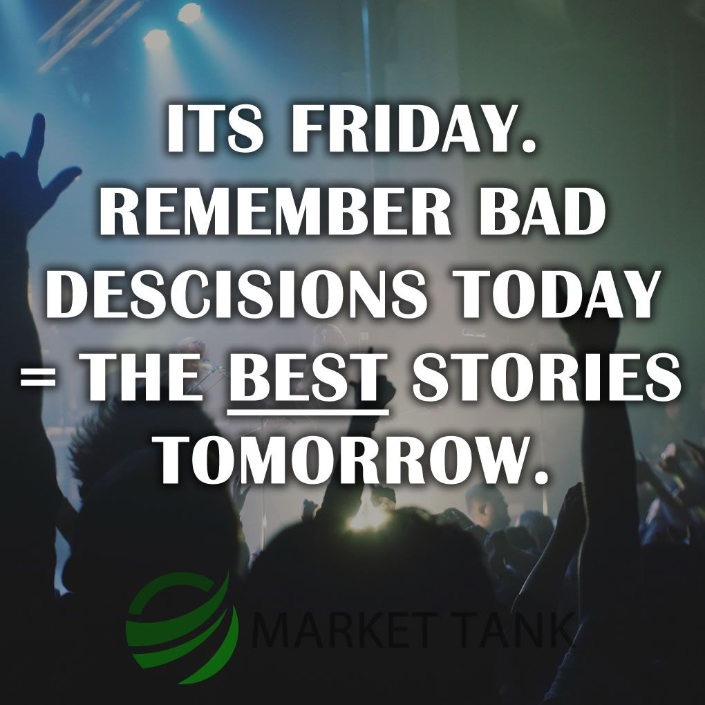 Like if you are partying tonight!  #friday #party #hustle #tgif #weekend #dance #startup #clubbing #inspirationalquotes #motivationalquotes #entrepreneur #entrepreneurship #business #businessowner #businessman #businesswoman #smallbusiness #smallbusinessowner #success #motivation #work #workhard #working #money #marketing #sales