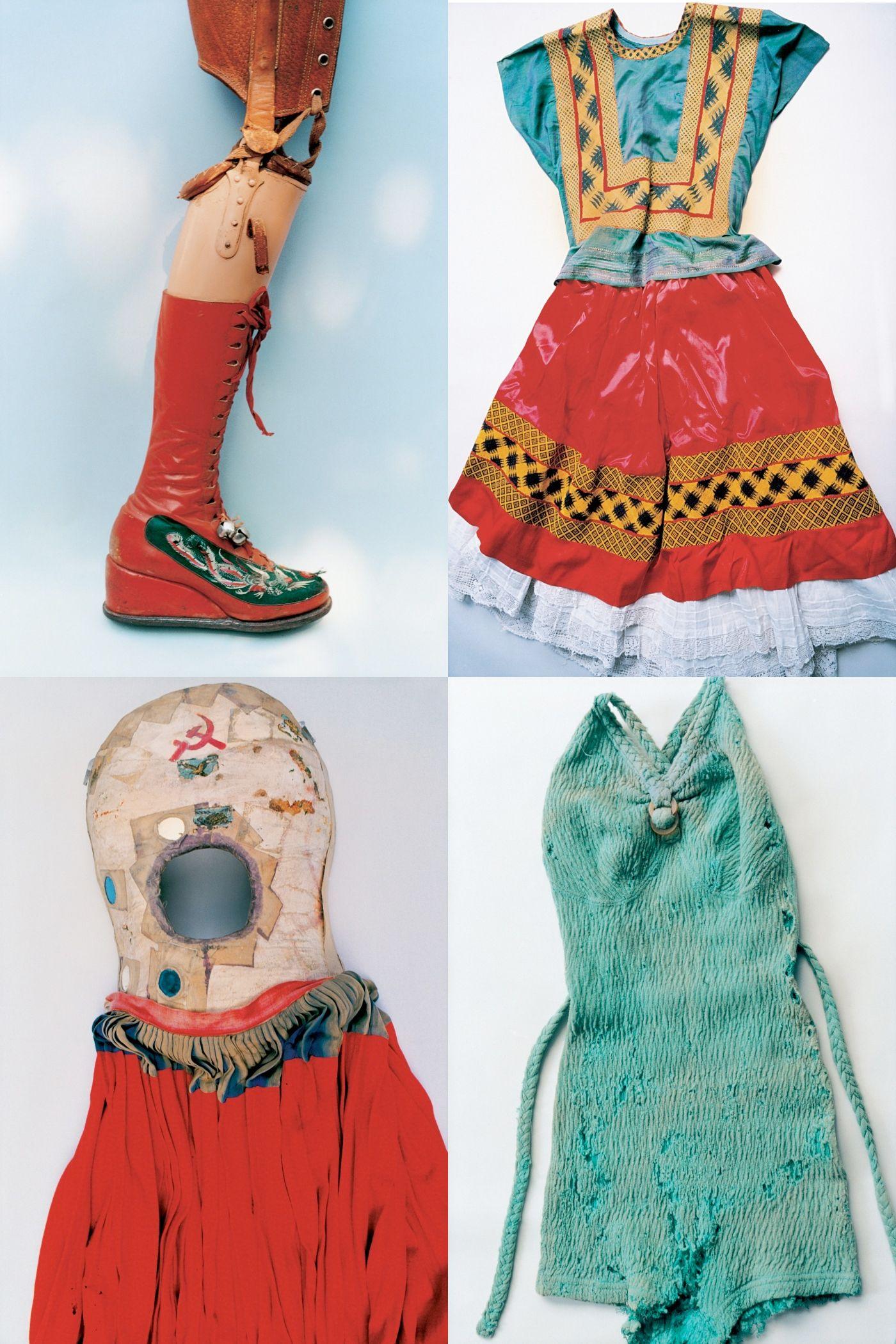 What Frida wore: the artist's wardrobe locked up 5