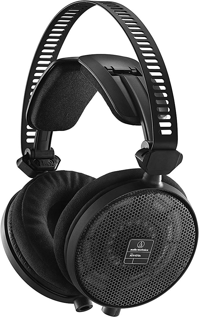 Amazon Com Audio Technica Ath R70x Professional Open Back Reference Headphones Electronics Open Back Headphones Audio Technica Headphones
