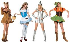 Sexy wizard of oz costumes photo 13