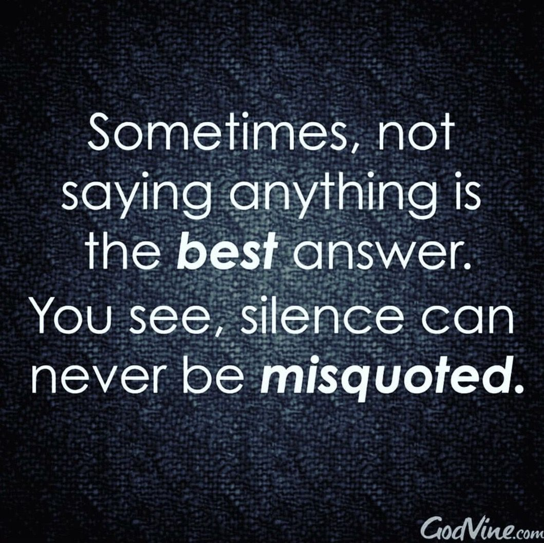 Silence Is Golden Wise Quotes Quote Question Broken Quotes