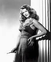 Image result for images of RIta Hayworth