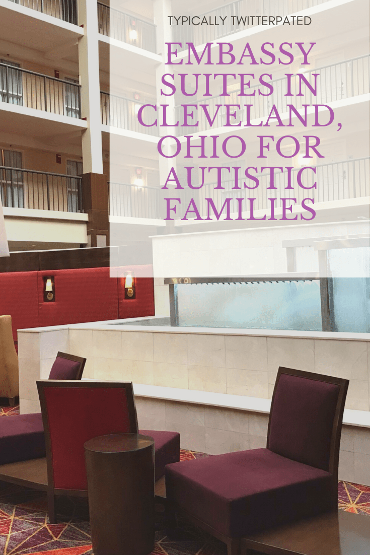 Embassy Suites in Beachwood Ohio Review with Children in