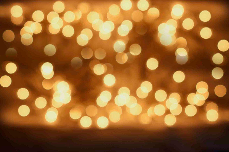Background Christmas Lights Christmas Light Photography Blurry Lights Christmas Hanging Decorations