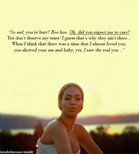 Best Thing I Never Had Beyonce Lyrics Beyonce Quotes